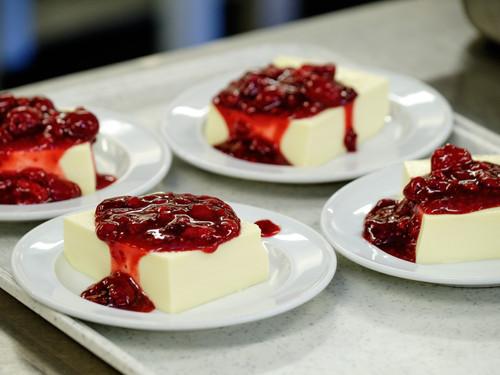 Cibus Catering Rest Home Dessert