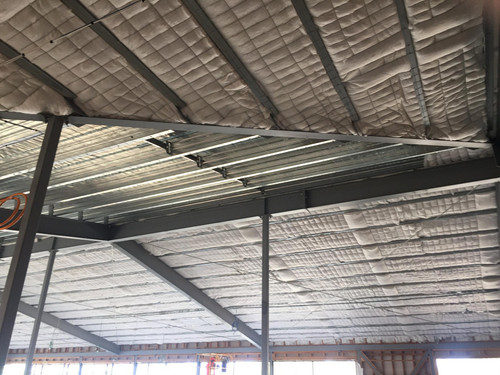 Four Square Darfield, Mammoth ceiling insulation by Southtile