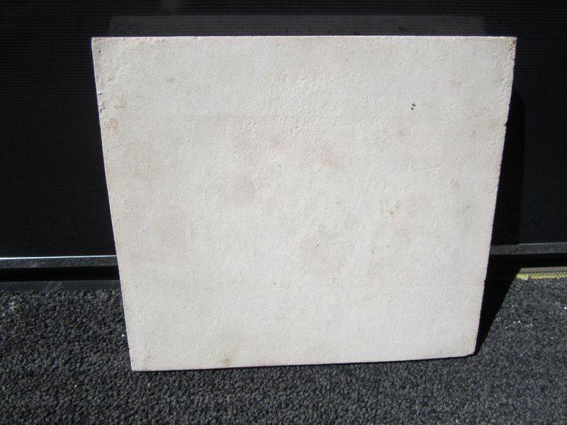 Back Brick – Suitable for Masport LE7000 Fireplace