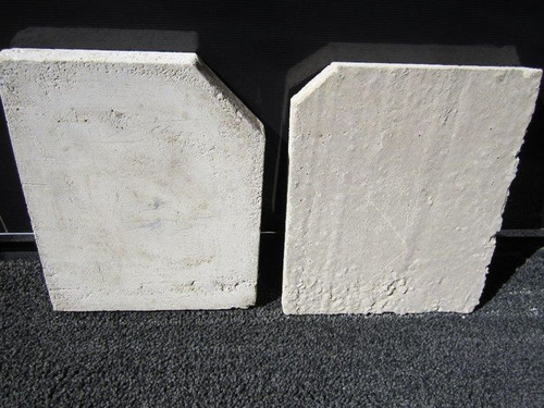 Angled Front Bricks – Suitable for Jayline Fireplaces - large angle
