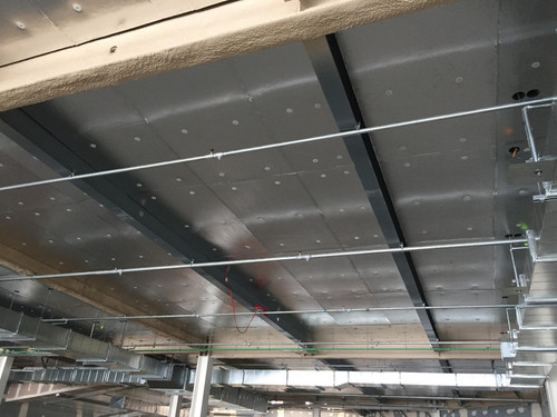 Autex insulation installation by Southtile