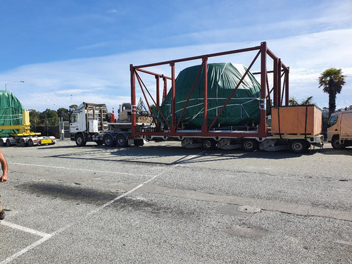 Moving an oversize load