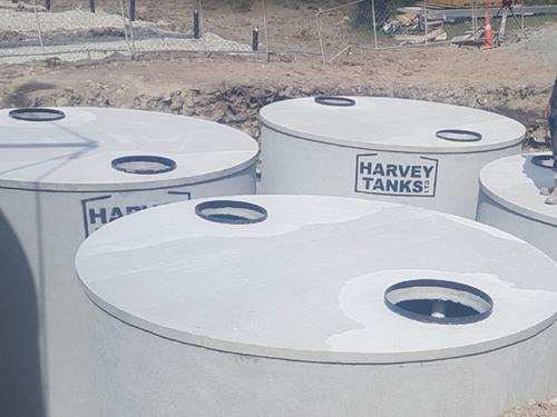 Harvey Tanks 10,000L water tank