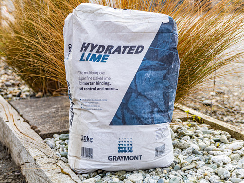Taylor Hydrated Lime 20Kg