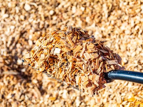 Allied Materials Garden Blend Chip shovel