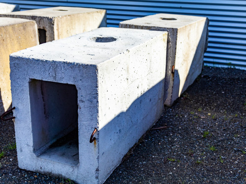 ICC Large Sumps - one hole
