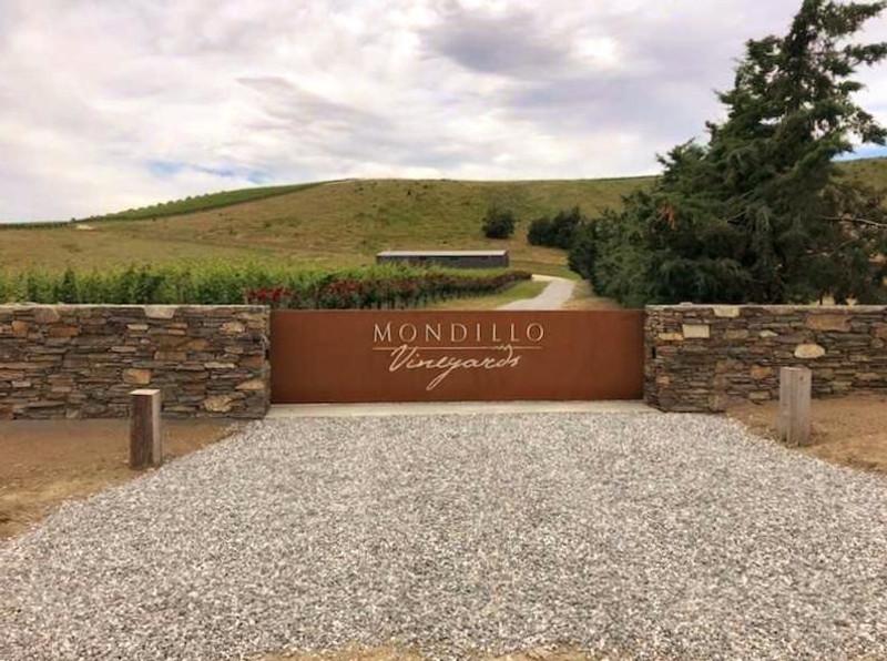 Mondillo Gate Finished by Otago Engineering