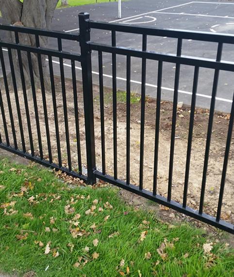 Decorative fences, historical recreations, tubular steel, playground fences, security fences, pool fences, and bollards.