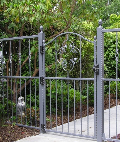 Automatic swinging gates, sliding gates and security gates. Wrought iron gates, light tubular steel gates, mid tube and Clydesdale or heavy-duty steel gates.