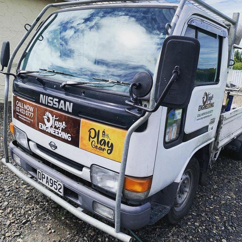 Otago Engineering truck