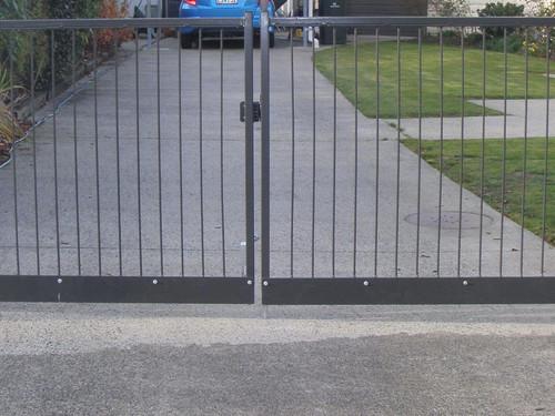 Swing gate by Otago Engineering