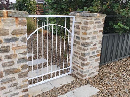 Small white gateway