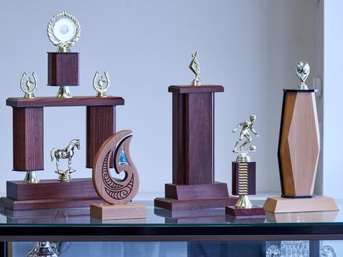 Wooden awards