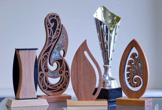 Brandwell Moller Trophies in Dunedin