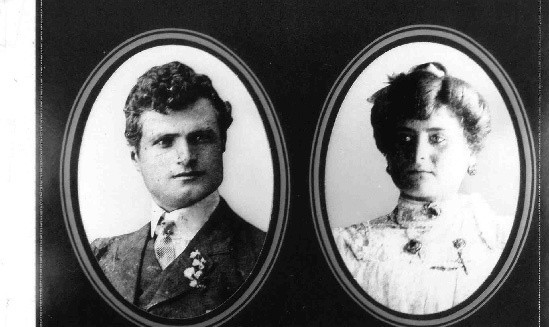 Boulos (Paul) and Rosa Ferris-Raad.