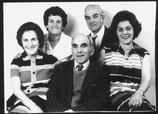 1950's George Family Photo
