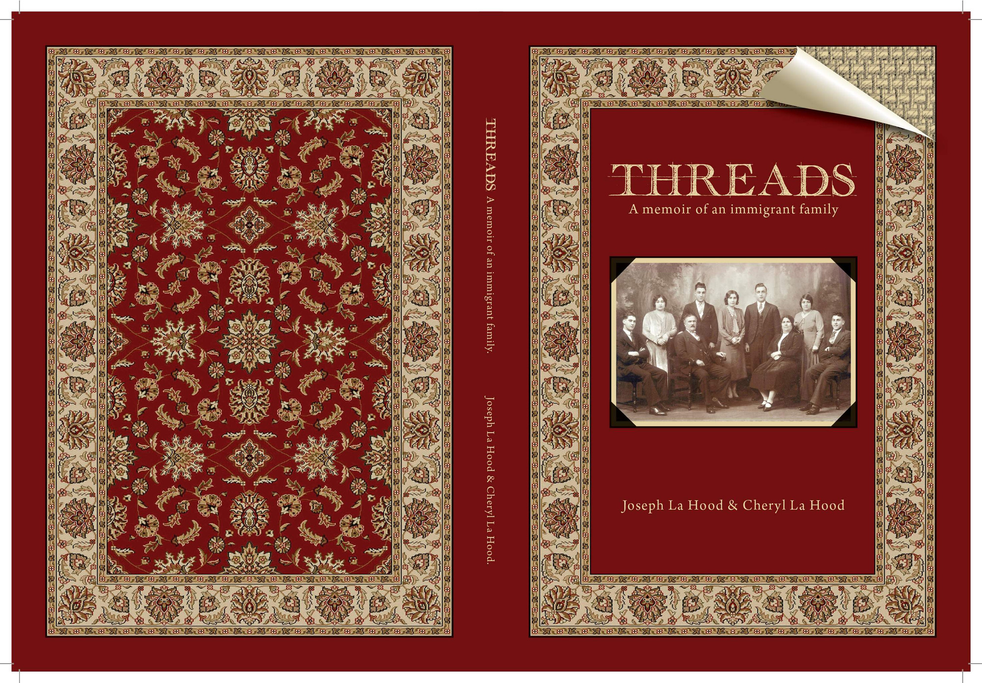 Threads - Cover