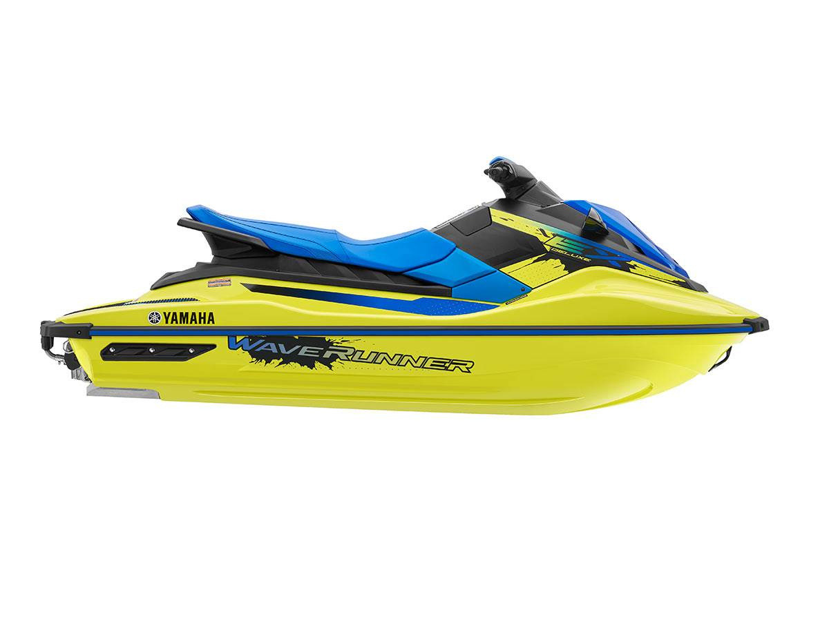 Pre Order 2021 Yamaha EX Deluxe Waverunner