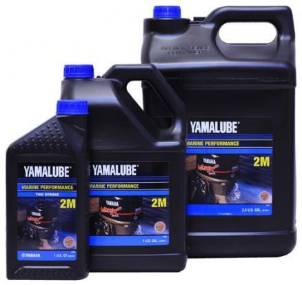 We use Yamalube products on all Yamaha Waverunners