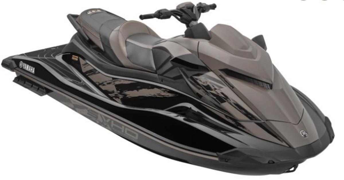 2022 Yamaha GP1800-R SVHO Waverunner