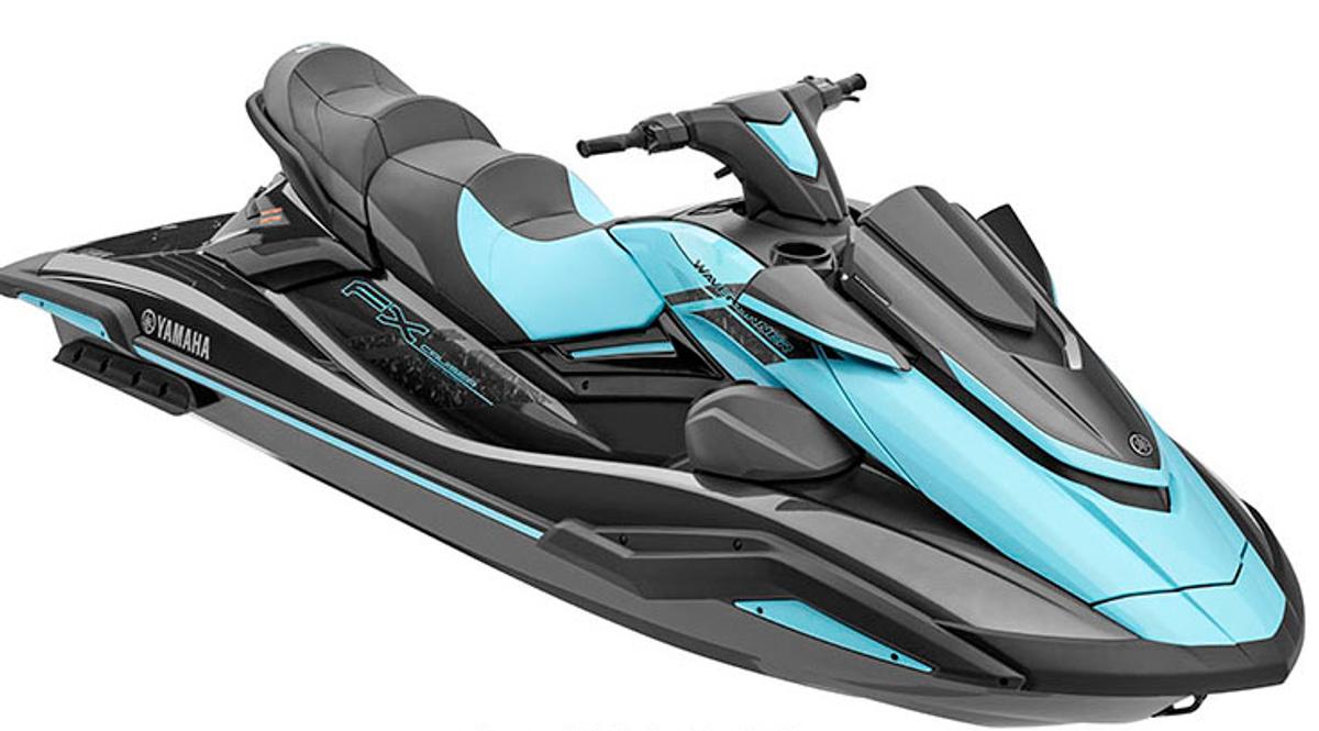 2022 Yamaha FX Cruiser HO Waverunner