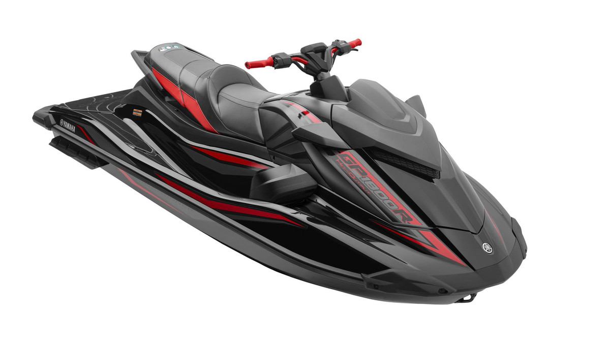 Avaiiable December.  2021 Yamaha GP1800-R HO Waverunner