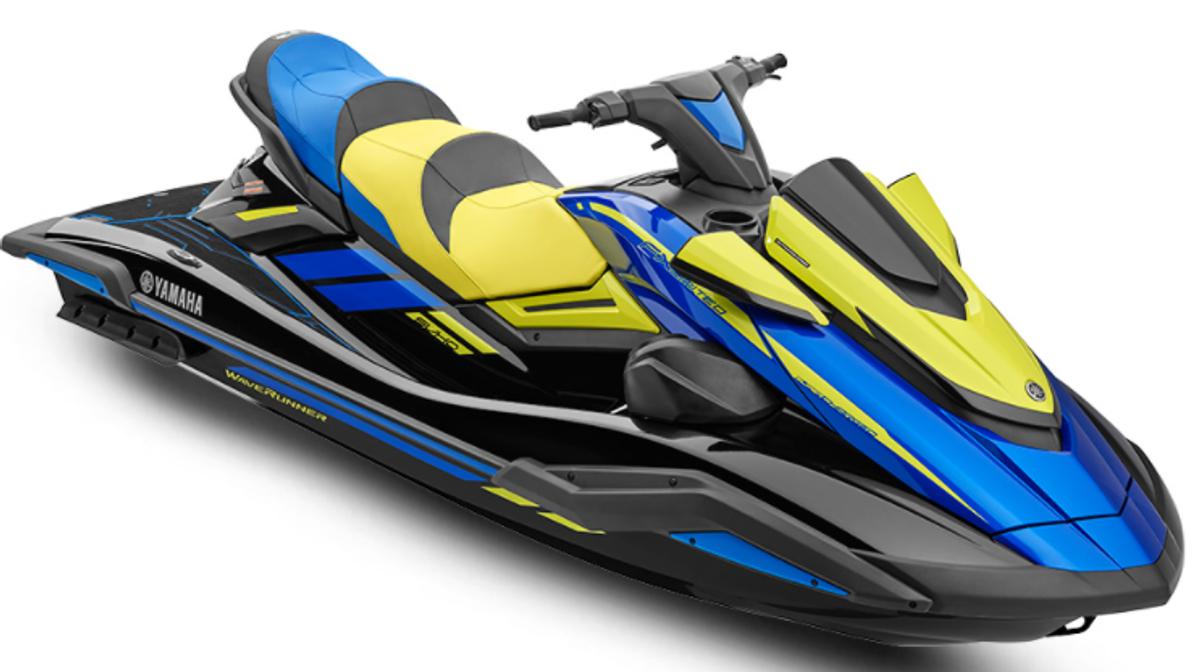 2022 Yamaha FX Limited SVHO Waverunner