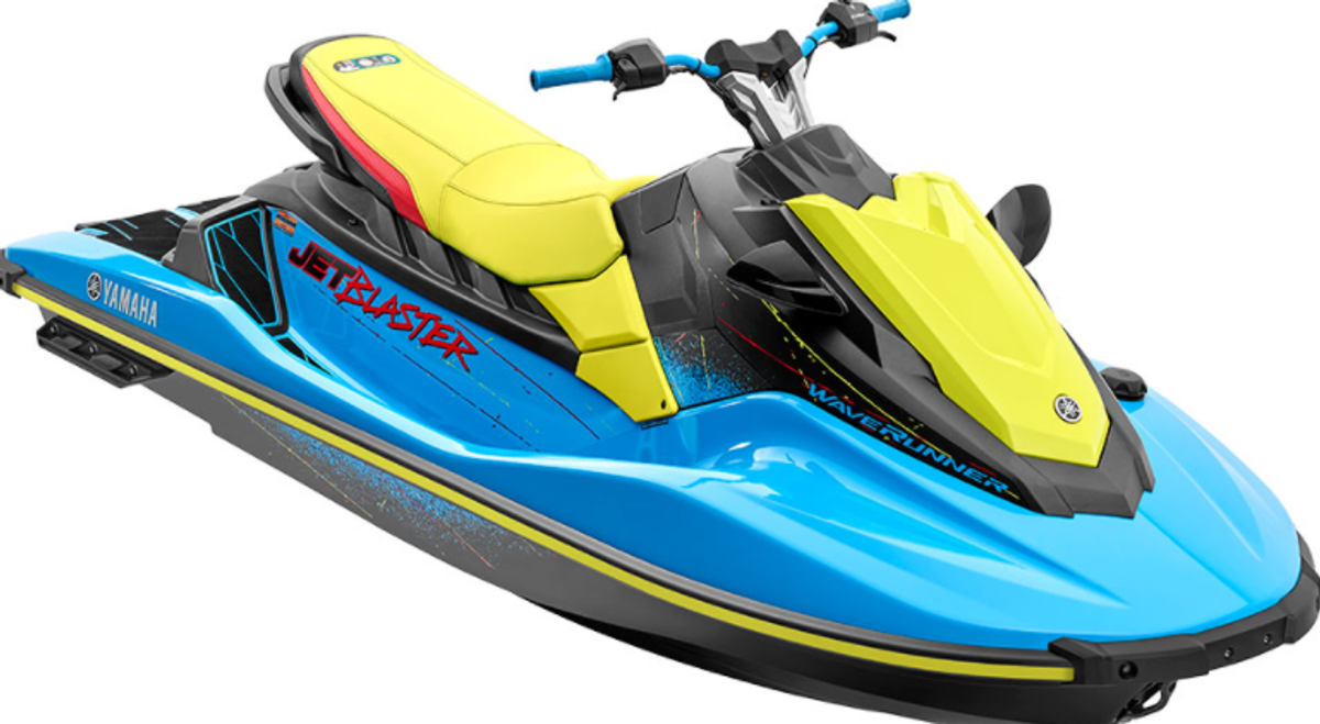 2022 Yamaha Jet Blaster Waverunner