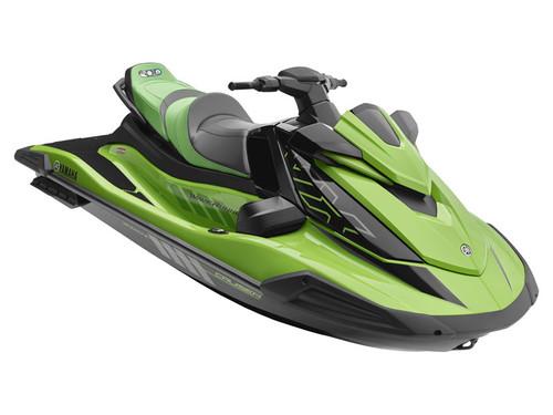 Available Jan / Feb 2021 Yamaha VX Cruiser HO Waverunner