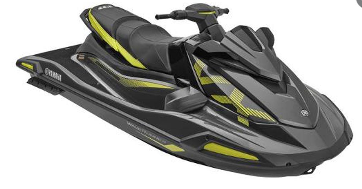 2022 Yamaha VX Deluxe Waverunner