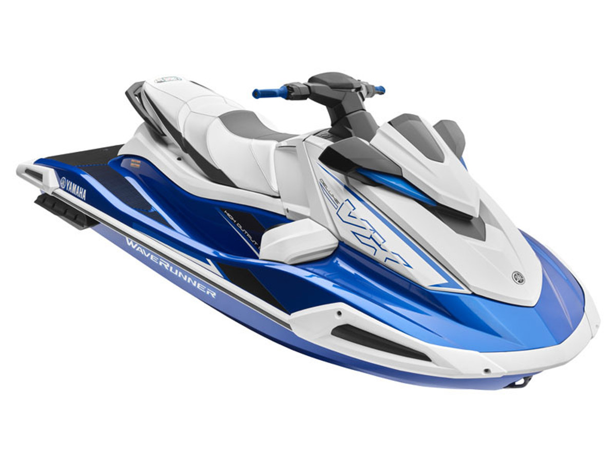 Available Jan / Feb 2021 Yamaha VX Deluxe Waverunner