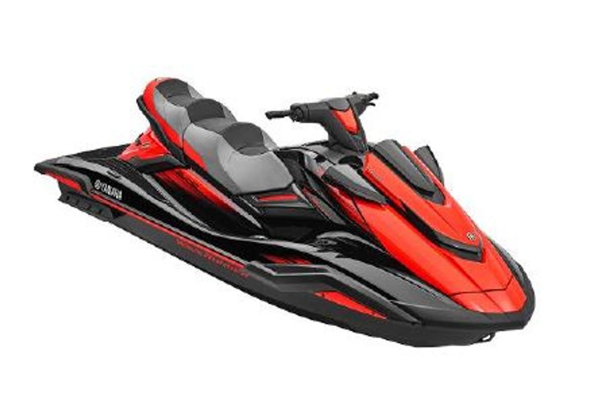 2021 Yamaha FX LTD SVHO Waverunner