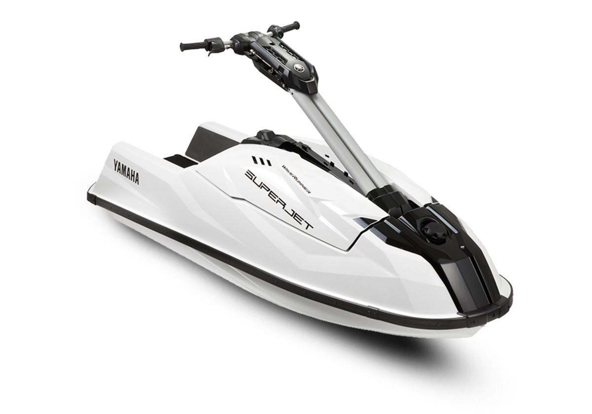 Available December.  2021 Yamaha SuperJet