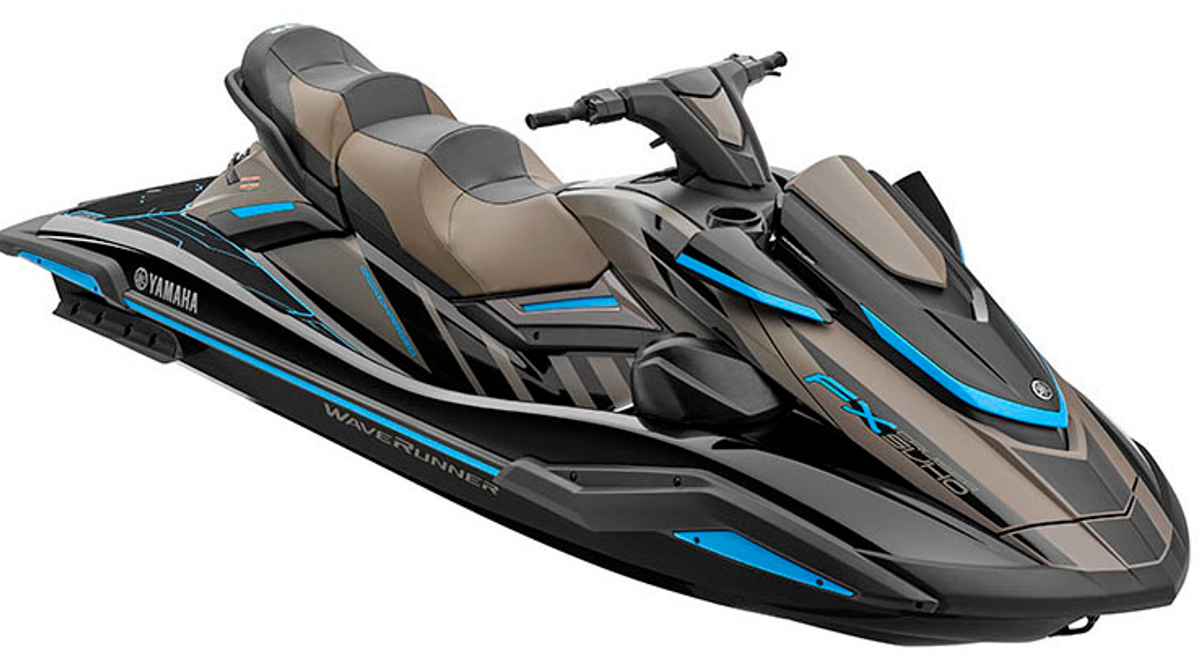 2022 Yamaha FX Cruiser SVHO Waverunner