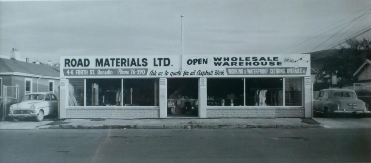 Road Materials historic image
