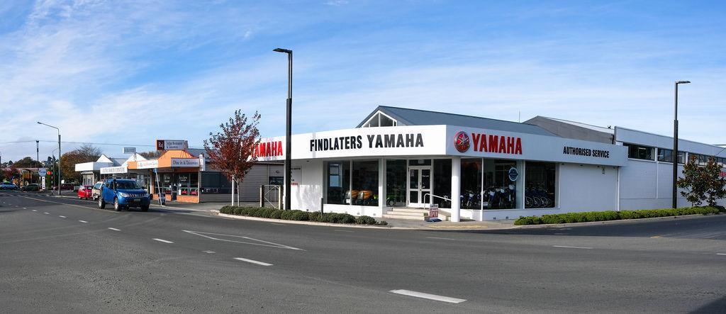 Findlaters Yamaha website panoramic photo