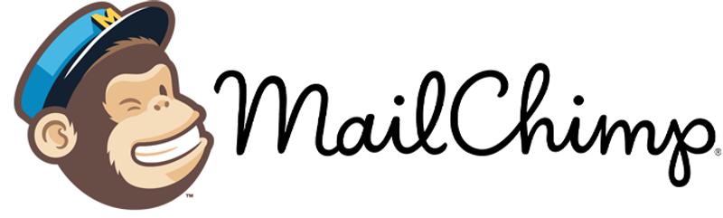 Mailchimp - it's a great e-newsletter platform
