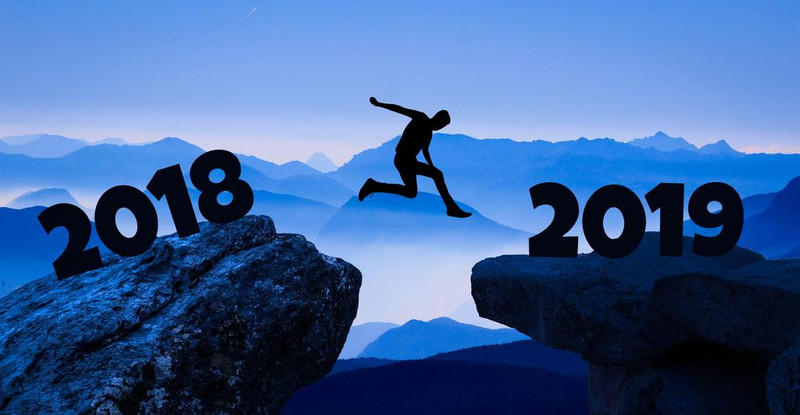 recap of 2018 - new year reflections