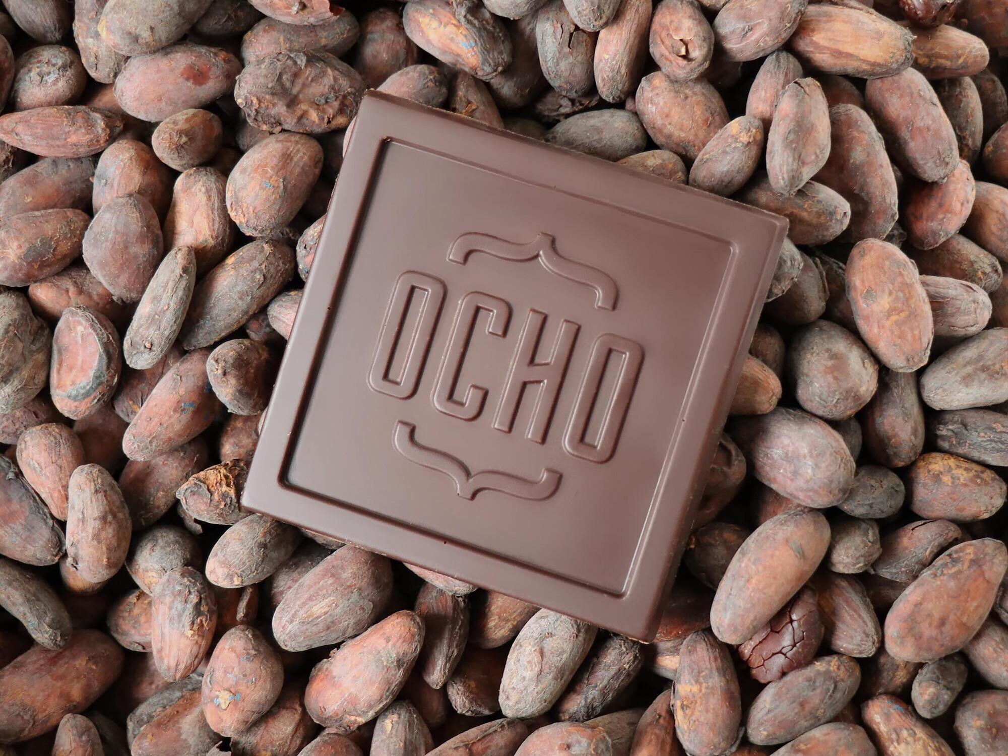 Craft chocolate. Yum.
