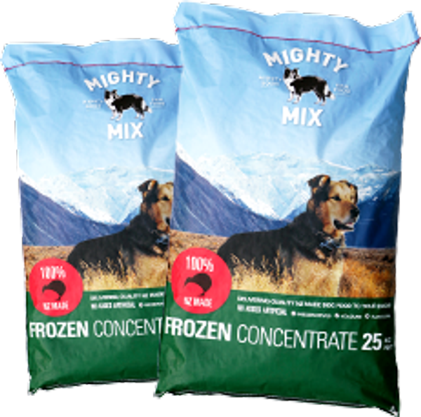 Mighty Mix Frozen Concentrate