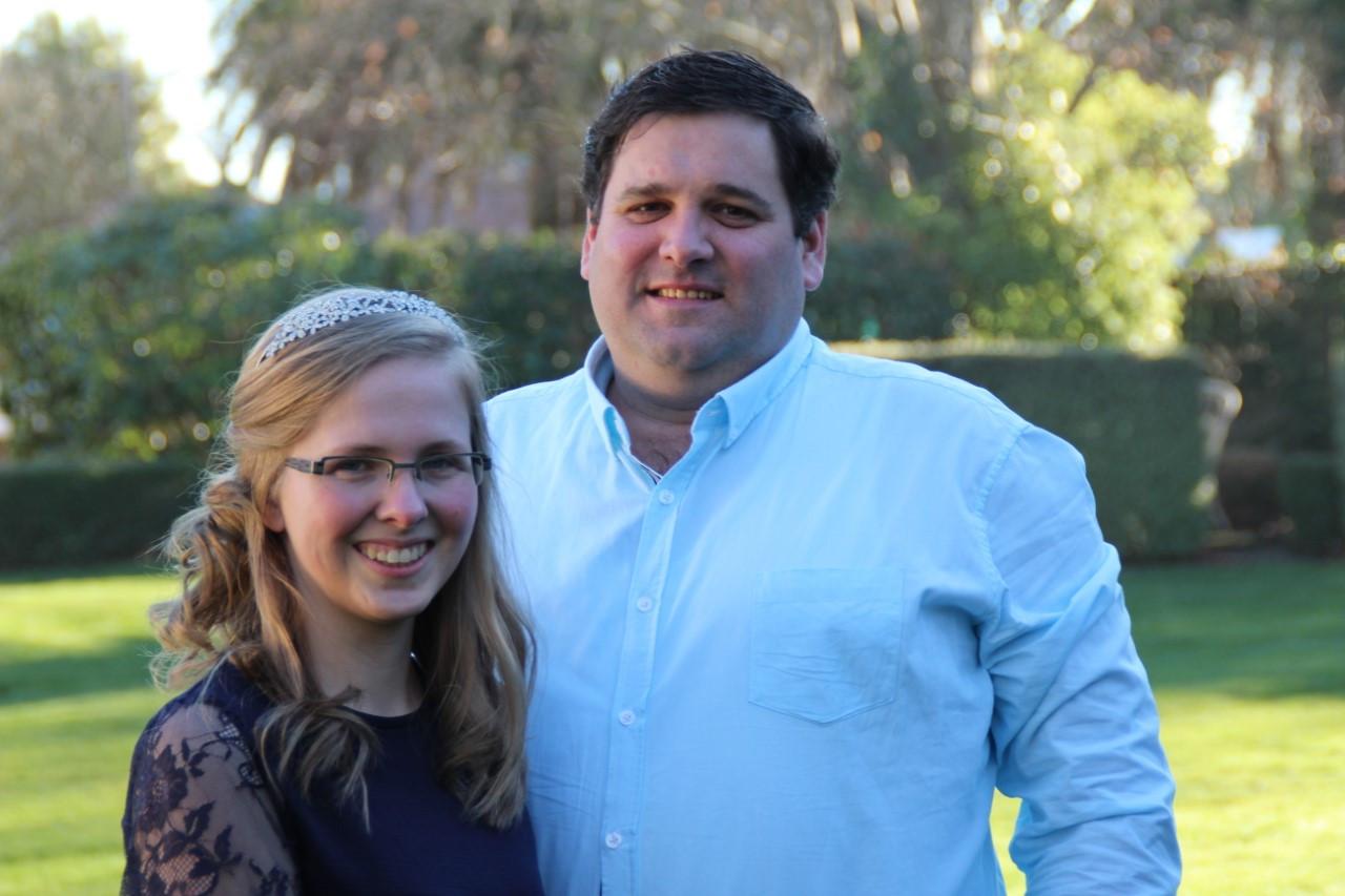 Harvey & Claire Horsfall