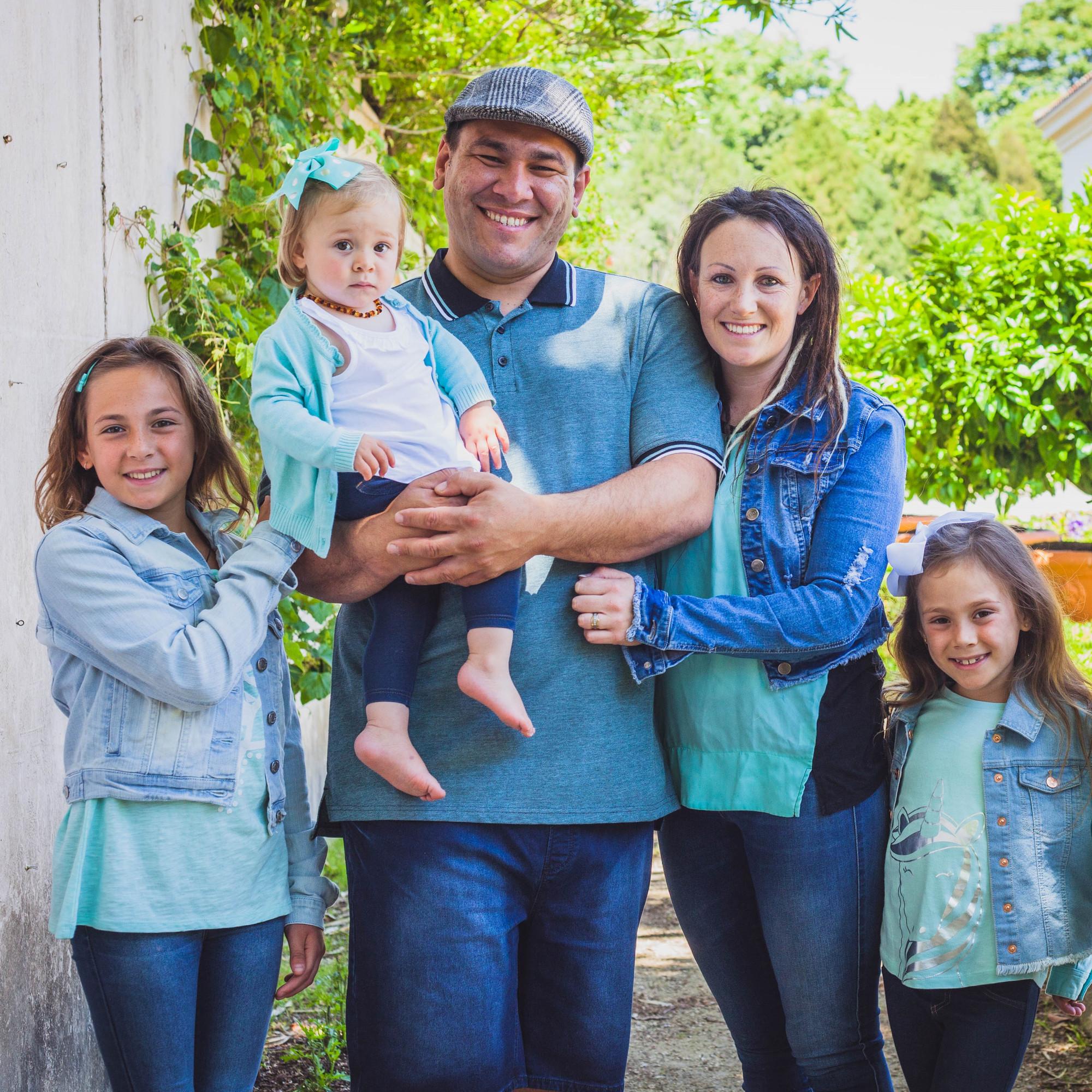 Jacob & Alicia Chrisohoou Mighty Mix Dog Food Rotorua, Tauranga, Taupo & Eastern Bay of Plenty