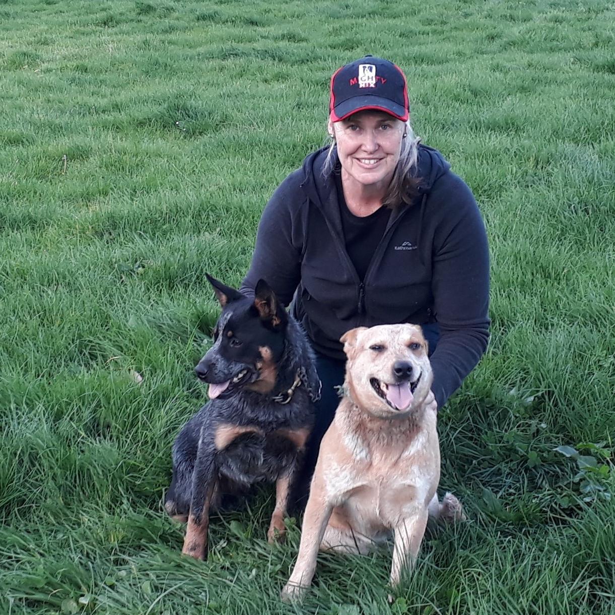 Vickie McCarthy Mighty Mix Dog Food Gisborne Wairoa