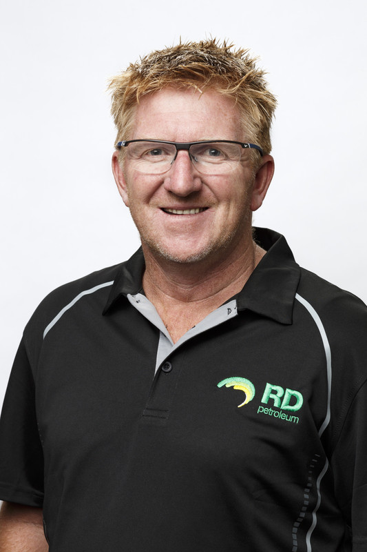 Geoff McLennan - Territory Manager (Central & North Canterbury) RD Petroleum