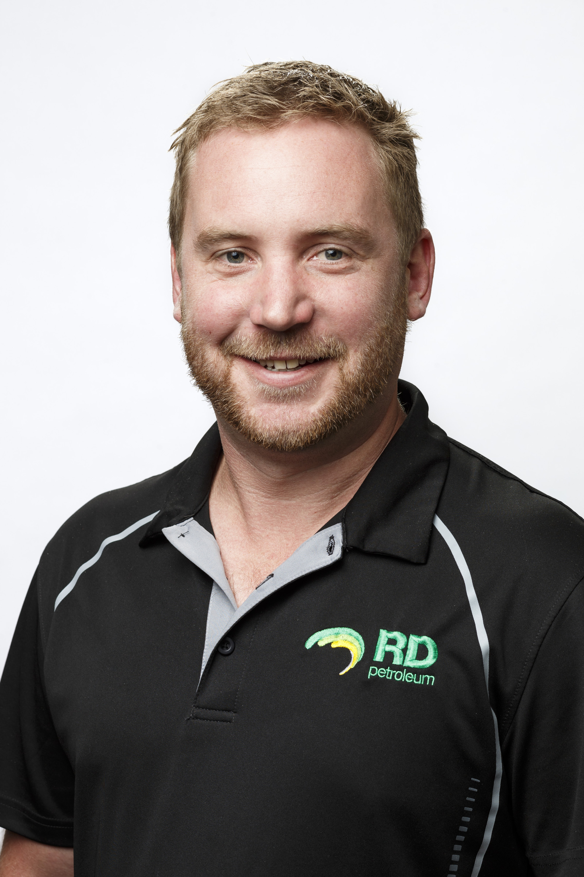 Hamish Harvey - Business Development Manager RD Petroleum