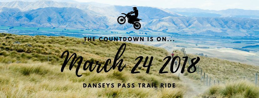 RD Petroleum are sponsoring the Dansey's Pass Trail Ride