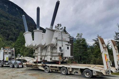 McNeilly Heavy Haulage operate NZ-wide