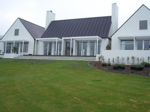 Brendan Falloon Builders worked on pergolas and patios