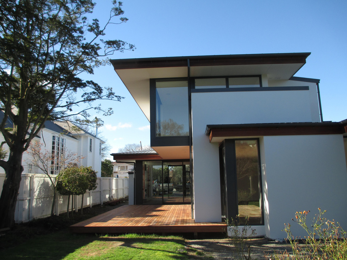 Strowan House by O'Neil Architecture
