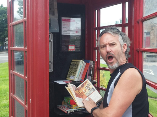 Scottish phone box discoveries